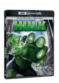 Hulk Ultra HD Blu-ray - Ang Lee