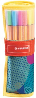 "STABILO point 88 25 ks Rollerset ""Just like you"" Edition -"