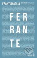 Kniha Geniální přítelkyně (Elena Ferrante)