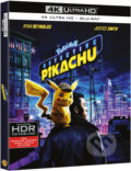 Pokémon: Detektiv Pikachu Ultra HD Blu-ray - Rob Letterman