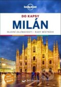 Milán do kapsy - Lonely Planet - Paula Hardy