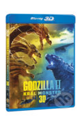 Godzilla II Král monster 3D - Michael Dougherty