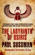 Labyrinth of Osiris - Paul Sussman