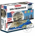 4D City Puzzle San Francisco -