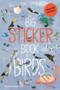 The Big Sticker Book of Birds - Yuval Zommer