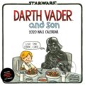 Darth Vader and Son 2020 Wall Calendar - Jeffrey Brown