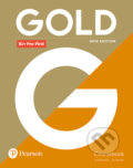 Gold B1+ Pre-First 2018 Coursebook - Jon Naunton, Lynda Edwards