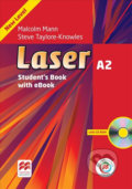 Laser A2 -  Student's Book - Malcolm Mann, Steve Taylore-Knowles