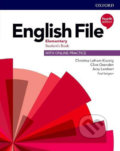 New English File - Elementary - Student's Book - Jerry Lambert, Christina Latham-Koenig, Clive Oxenden