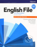 "New English File - Pre-Intermediate - Student""s Book - Clive Oxenden, Christina Latham-Koenig"