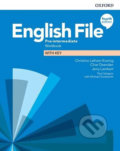 New English File - Pre-Intermediate - Workbook with Key - Clive Oxenden, Christina Latham-Koenig