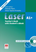 Laser A1+: Teacher's Book - Steve Taylore-Knowles