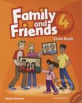 Family and Friends 4 Class Book + MultiRom -