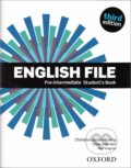 English File Pre-Intermediate Student's book (without iTutor CD-ROM) -