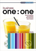 Business One: One Pre-intermediate Student´s Book + MultiRom Pack - Rachel Appleby