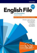 New English File - Pre-Intermediate - Teacher's Book - Clive Oxenden Christina; Latham-Koenig