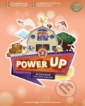 Power Up Level 2 - Activity Book with Online Resources and Home Booklet - Caroline Nixon
