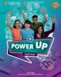 Power Up Level 6 - Pupil´s Book - Colin Sage