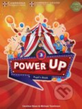 Power Up Level 3 - Pupil´s Book - Caroline Nixon