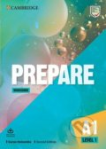 Prepare Second edition Level 1 - Workbook -