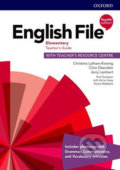 New English File - Elementary - Teacher's Book - Clive Oxenden Christina; Latham-Koenig