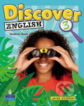 Discover English 3 Students´ Book CZ Edition - Jayne Wildman