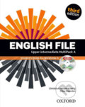 New English File - Upper-Intermediate - MultiPack A - Christina Latham-Koenig, Clive Oxenden