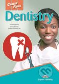 Career Paths: Dentistry - Student's Book - Jenny Dooley, James Caldwell, Virginia Evans