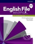 New English File - Beginner - MultiPack A - Jerry Lambert, Christina Latham-Koenig, Clive Oxenden