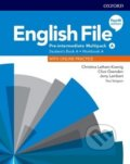 New English File - Pre-Intermediate - MultiPack A -