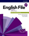 New English File - Beginner -  Student's Book - Christina Latham-Koenig, Clive Oxenden, Jerry Lambert