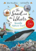 The Snail and the Whale Seaside Nature Trail - Julia Donaldson