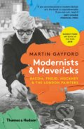 Modernists and Mavericks - Martin Gayford