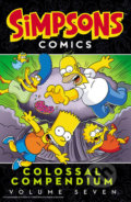 Simpsons Comics - Colossal Compendium: Volume 7 - Matt Groening