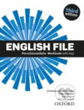 English File - Pre-Intermediate - Workbook with key - Clive Oxenden, Christina Latham-Koenig