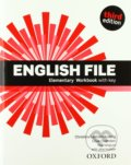 English File - Elementary - Workbook with key - Clive Oxenden, Christina Latham-Koenig