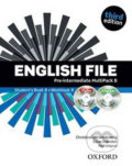 English File - Pre-intermediate Multipack B (without CD-ROM) - Clive Oxenden, Christina Latham-Koenig