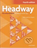 New Headway - Pre-Intermediate - Workbook with key (without iChecker CD-ROM) - Liz and John Soars