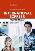 International Express - Pre-Intermediate - Student's book Pack (without DVD-ROM) - Keith Harding