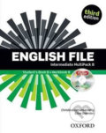 English File - Intermediate Multipack B (without CD-ROM) - Clive Oxenden, Christina Latham-Koenig