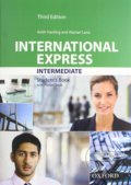 International Express - Intermediate - Student's book Pack (without DVD-ROM) - Keith Harding