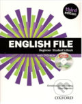 English File - Beginner - Student's book (without iTutor CD-ROM) - Clive Oxenden, Christina Latham-Koenig