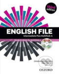 English File - Intermediate Plus Multipack A (without CD-ROM) - Clive Oxenden, Christina Latham-Koenig