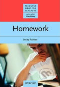 Homework: Resource Books for Teachers - Lesley Painter, Alan Maley