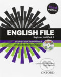 English File - Beginner - Multipack B with Oxford Online Skills - Clive Oxenden, Christina Latham-Koenig