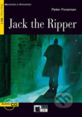 Reading & Training: Jack The Ripper + CD - Peter Foreman