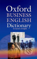 Oxford Business English Dictionary - Dilys Parkinson