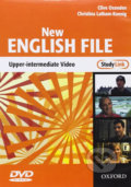 New English File - Upper Intermediate DVD - Christina Latham-Koenig, Clive Oxenden
