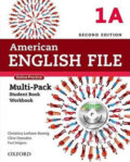American English File 1 - Multipack A - Christina Latham-Koenig, Clive Oxenden