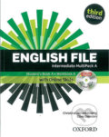 English File - Intermediate - Multipack A with Online Skills - Clive Oxenden, Christina Latham-Koenig